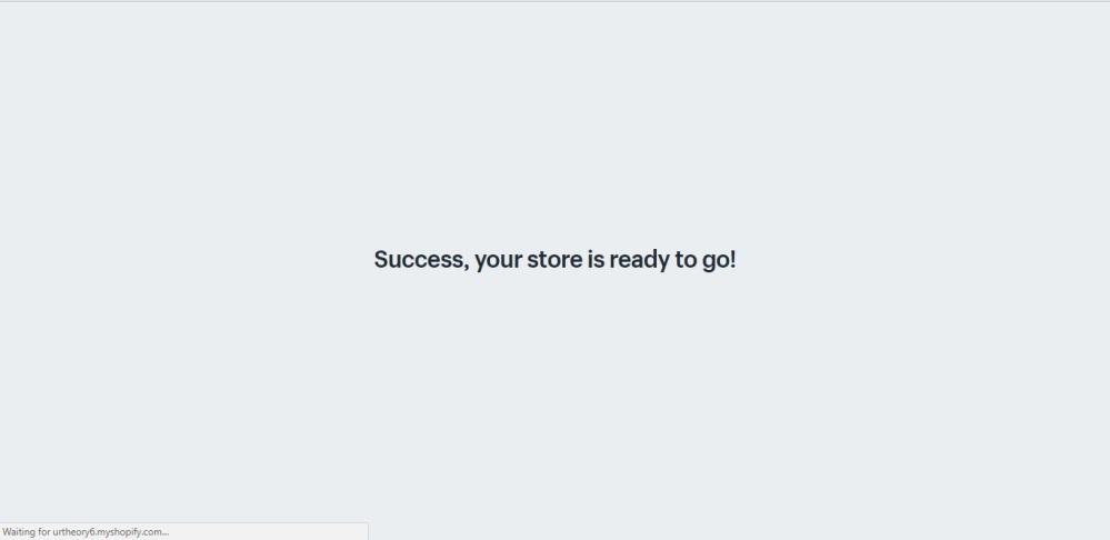 Shopify Store Development step 6
